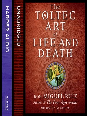 cover image of The Toltec Art of Life and Death